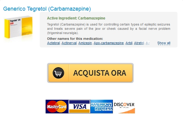 Miglior Inviato Canadian Pharmacy Conveniente Tegretol Carbamazepine In linea