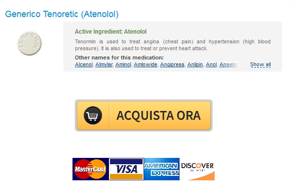Acquista Tenoretic 25 mg In linea — Discount Pharmacy Us Online