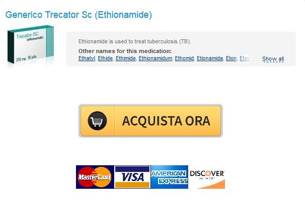 Miglior prezzo e di alta qualità / A buon mercato 250 mg Trecator Sc Generico