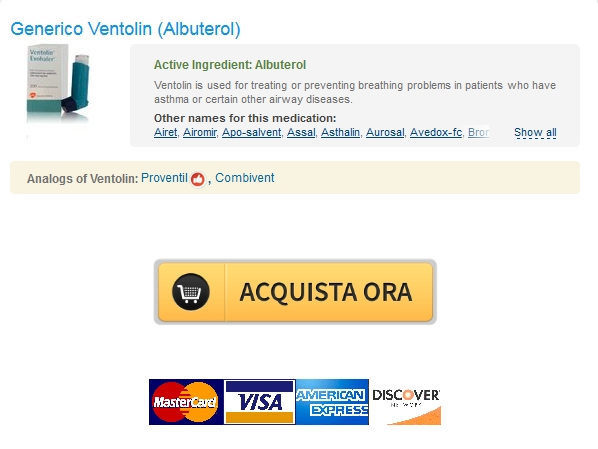 Ventolin Conveniente Generico – spedizione Trackable – # 1 Online Pharmacy