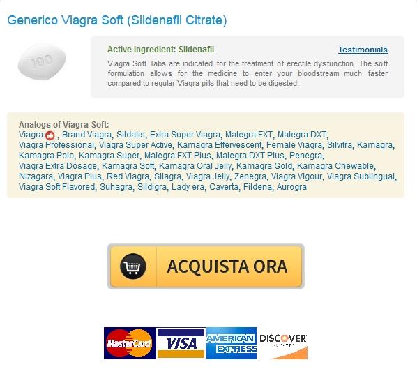 online Pharmacy * In linea Viagra Soft 100 mg Conveniente * I farmaci approvati dalla FDA