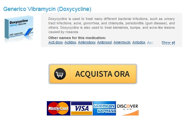 vibramycin Ordine Doxycycline 200 mg Generico BitCoin è disponibile