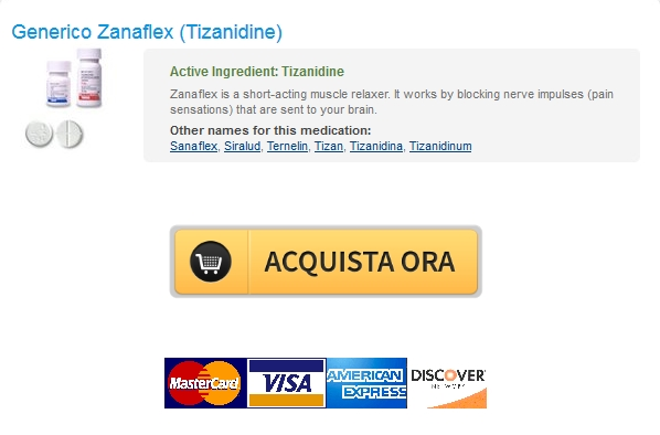 zanaflex No Prescription Pharmacy Stati Uniti Migliore farmacia per lacquisto Zanaflex Worldwide Shipping (3 7 giorni)