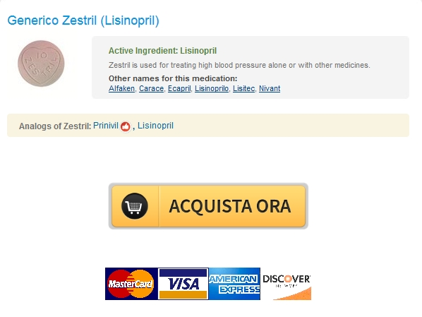 Canadian Pharmacy :: In linea Zestril Lisinopril Prezzo :: Sicuro E GARANTITO DI