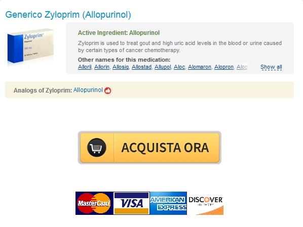 Online Pharmacy Cheap – Zyloprim Basso costo Generico