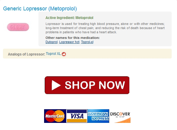 comprar Lopressor generico en farmacias - Legal Online Pharmacy