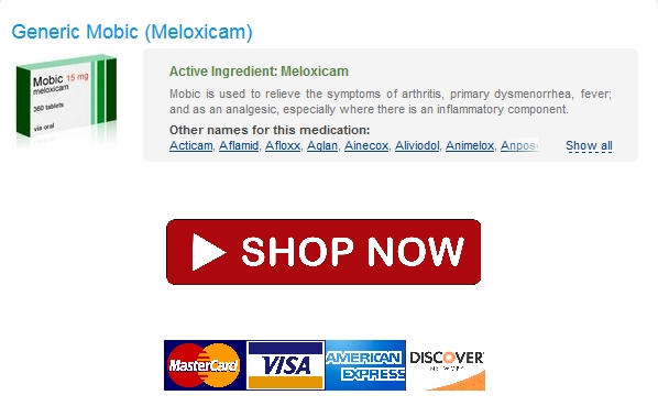 Accredited Canadian Pharmacy – Mail Order 15 mg Mobic compare prices