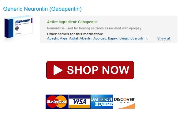 Visa, Mc, Amex Is Available * Order Cheapest Generic Neurontin pills * Worldwide Delivery