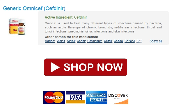 generic Omnicef 300 mg How Much Cost * Best Prices For All Customers * #1 Online Pharmacy