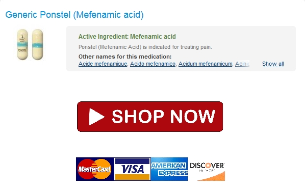 ponstel Cheapest Ponstel Generic Buy Online   Discount Canadian Pharmacy Online