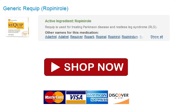 Buy Generic And Brand Drugs Online * half life of requip xl * Discounts And Free Shipping Applied