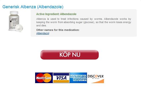 Bästa kvalitet och extra låga priser * Uppköp Över Disken Albenza