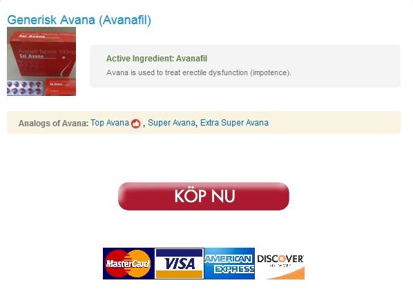 Inköp Avana Sverige – Gratis Worldwide Delivery – Stora rabatter, Inga recept behövs