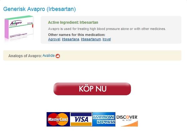 Avapro Soll Billiger Werden * piller online utan recept * Rabatt Kanadensiska Apotek På Nätet