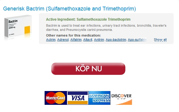 Köp Sulfamethoxazole and Trimethoprim På Apoteket - flygpost Leverans