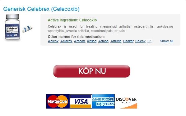 Kanadensiska Rabatt Apotek – Inköp Celebrex Norge