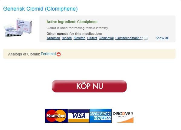 På Nätet Clomiphene receptfritt :: Säker Webbplats För Att Köpa Generiska Läkemedel :: Gratis Worldwide Delivery