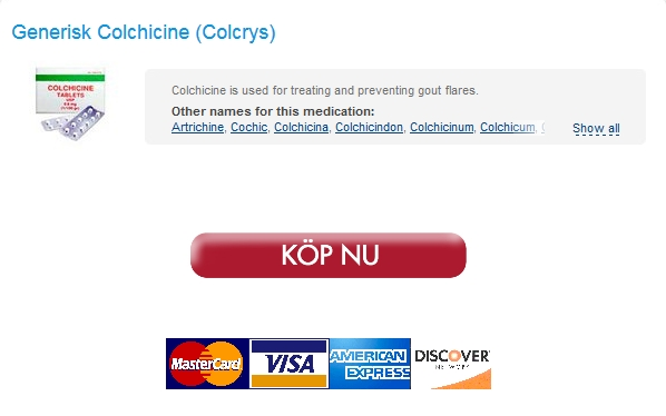 colcrys # 1 På Nätet Apotek Köpa Colchicine Nu inget recept