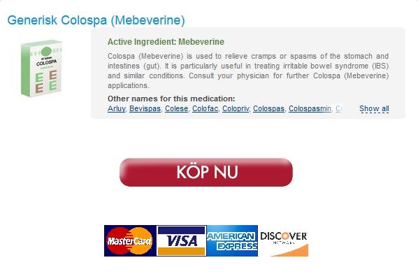 Betrodda Apotek – Colospa Tabletter Online – Snabb Worldwide Delivery