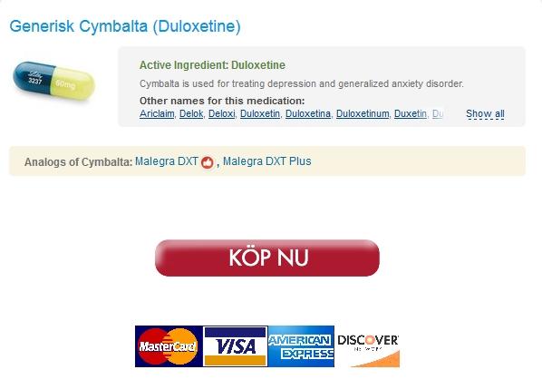 Generisk Cymbalta 60 mg På Nätet :: På Nätet Apotek