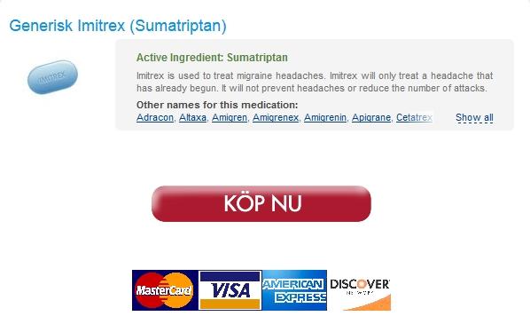 Licensierade och generiska produkter för försäljning Beställ Sumatriptan Postförskott flygpost Leverans