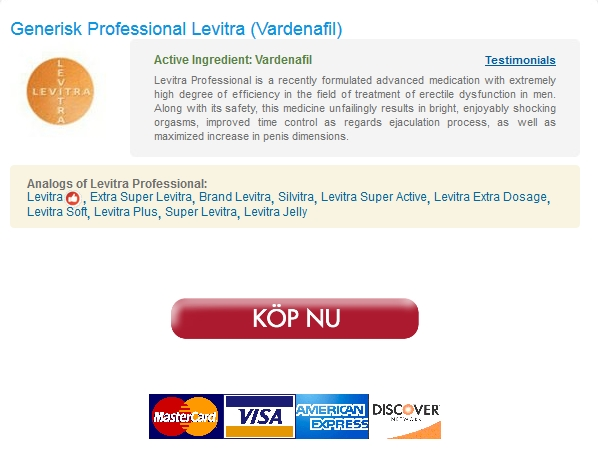 Hot Weekly Specials * Köpa Professional Levitra Generisk