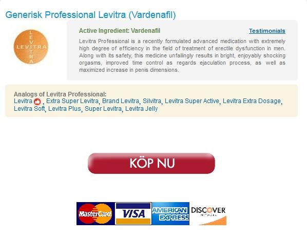 Professional Levitra Generisk Ordning