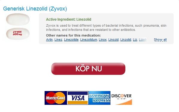 På Nätet Linezolid Beställa – personligt förhållningssätt – Snabb leverans