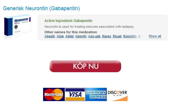 Inköp På Nätet Neurontin 300 mg in London, KY – Bästa kvalitet och låga priser – Expressleverans