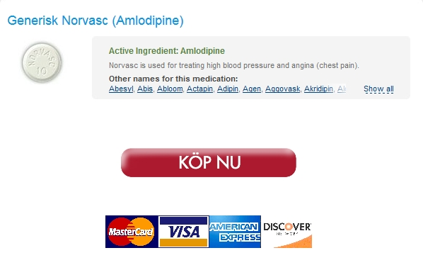 norvasc Beställa Amlodipine Över Disken. Best Canadian Apotek. Bästa pris på alla produkter