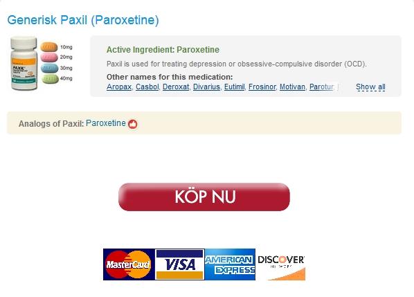 paxil Gratis Online läkarbesök / Inköp Paroxetine Norge