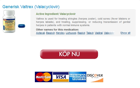 valtrex Generisk Valacyclovir 500 mg Köpa   FDA godkänt Health Products