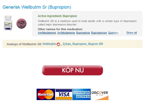 Kanadensiska Apotek / Köpa Wellbutrin Sr I Spanien / Snabb leverans med bud eller flygpost