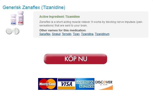 Beställ Zanaflex Sverige * Safe & Secure orderhantering
