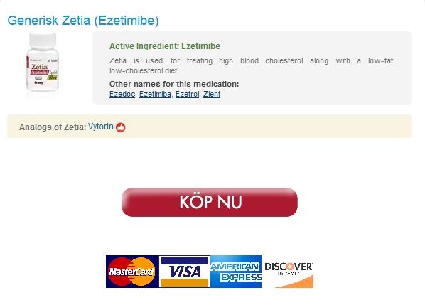 Inköp 10 mg Zetia Utan Recept :: Apotek På Nätet