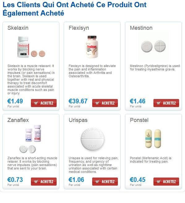 robaxin similar Pharmacie Approuvé Comprimé Methocarbamol Livraison Avec Ems, Fedex, UPS et autres