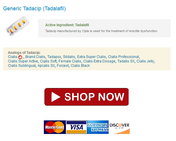 tadacip No Prescription Required   Safe Buy Tadalafil cheap