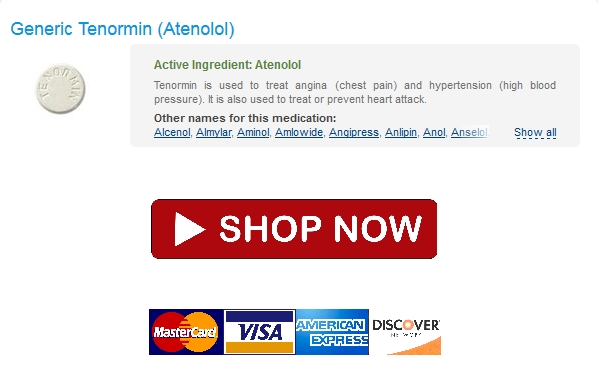 Cost Of 25 mg Tenormin cheapest * Best Pharmacy To Buy Generics * Worldwide Delivery (3-7 Days)