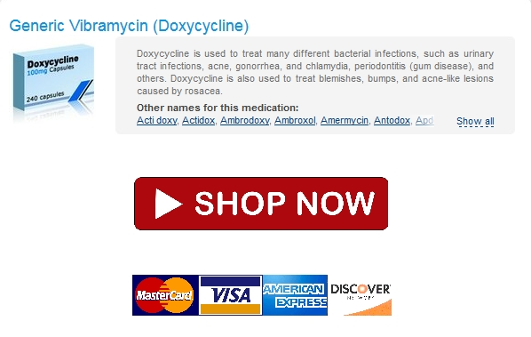 Vibramycin doxycycline hyclate – Discount System – Visa, E-check, Mastercard – Guaranteed Shipping