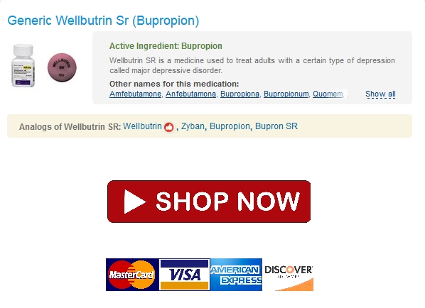 Cheapest Online Generic Wellbutrin Sr - Worldwide Shipping (1-3 Days) - Save Time And Costs